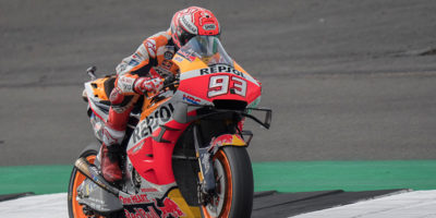 Marc Marquez partirà in pole position nel Gran Premio di Gran Bretagna di MotoGP