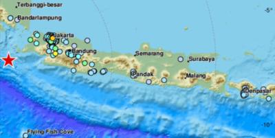Indonesia, terremoto di magnitudo 6,9: rischio tsunami