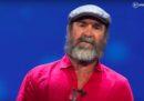 Lo stranissimo discorso di Eric Cantona ai sorteggi della Champions League