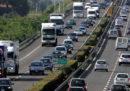Sciopero autostrade di domenica 4 e lunedì 5 agosto: le cose da sapere