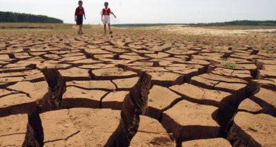 Un quarto della popolazione mondiale rischia di rimanere senz'acqua