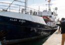 La nave Alan Kurdi non riporterà in Libia i 40 migranti soccorsi ieri nel Mediterraneo