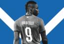 Mario Balotelli giocherà con il Brescia