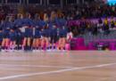La nazionale femminile argentina di basket ha perso a tavolino una partita ai Giochi panamericani per avere sbagliato divisa