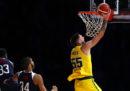 La nazionale maschile statunitense di basket ha perso la sua prima partita in 13 anni