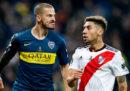 Un altro Boca Juniors-River Plate in Copa Libertadores