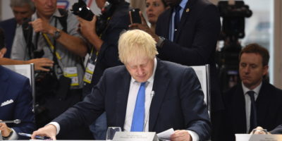 Boris Johnson poteva sospendere il Parlamento?