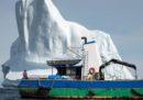 I cacciatori di iceberg