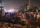 Almeno 19 persone sono morte nell'esplosione di un'auto al Cairo