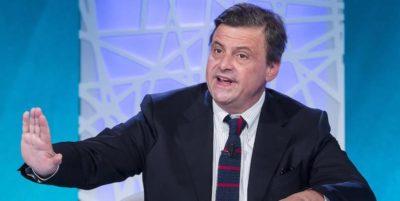 La lettera con cui Carlo Calenda lascia la direzione nazionale del PD