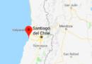 In Cile c'è stato un terremoto di magnitudo 6.8