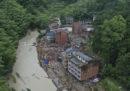 Almeno 30 persone sono morte nell'est della Cina per il tifone Lekima