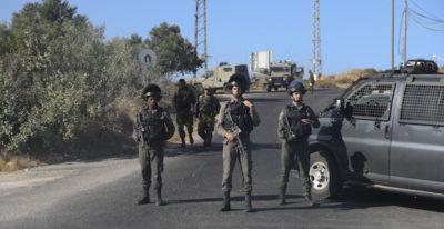 Cisgiordania, ucciso un soldato israeliano