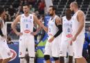 I 12 convocati dell'Italia per i Mondiali di basket in Cina