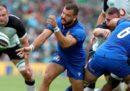 I 31 convocati dell'Italia per la Coppa del Mondo di rugby
