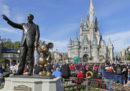 C'è chi va a Disneyland per spargere le ceneri dei propri cari