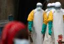 Il Ruanda ha chiuso per alcune ore parte del confine con il Congo dopo che una terza persona era morta di ebola nella città di Goma