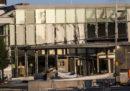 Un'esplosione avvenuta martedì alla sede dell'Agenzia delle entrate danese a Copenaghen è stata causata intenzionalmente