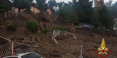 In provincia di Lecco 200 persone sono state evacuate per i danni del maltempo