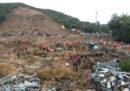 Il numero di persone morte a causa di una frana in Myanmar è salito a 59