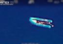 Sopravvissuto a 11 giorni su un gommone alla deriva nel Mediterraneo