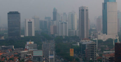 Il presidente indonesiano ha proposto al parlamento di spostare la capitale da Giacarta all'isola del Borneo