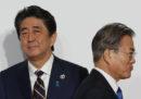 Il Giappone toglierà la Corea del Sud dalla lista dei partner commerciali privilegiati
