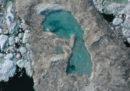 In Groenlandia fa molto più caldo del solito