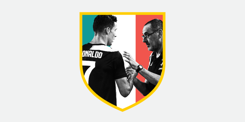 Serie A: Juve campione d'inverno per i bookmaker