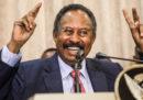 Il Sudan ha un nuovo primo ministro, l'ex diplomatico dell'ONU Abdalla Hamdok