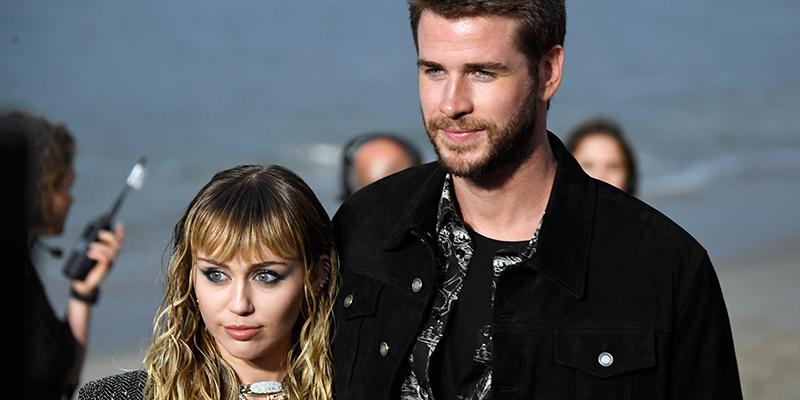 Miley Cyrus e Liam Hemsworth si sono separati
