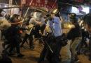 La polizia di Hong Kong ha arrestato 36 manifestanti, il più giovane ha 12 anni