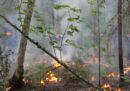 Gli incendi in Siberia sono sempre lì