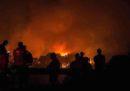 Circa ottomila persone sono state evacuate nell'isola di Gran Canaria, in Spagna, a causa di un vasto incendio