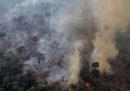 Queste sono le foto degli incendi in Amazzonia