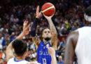 L'Italia di basket ha battuto 108-62 le Filippine nella partita di esordio ai Mondiali in Cina