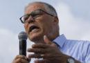 Il governatore dello stato di Washington Jay Inslee si è ritirato dalle primarie del Partito Democratico statunitense