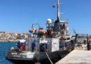 La procura di Agrigento ha disposto il dissequestro della nave Mare Jonio, della missione Mediterranea