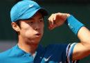 Il tennista sudcoreano Duckhee Lee è diventato il primo sordo a vincere una partita in un torneo ATP
