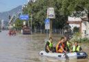Il numero di persone morte per il tifone Lekima in Cina è salito a 45