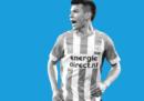Il Napoli ha acquistato Hirving Lozano