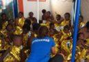Il ministero dell'Interno ha acconsentito a far sbarcare donne, bambini e malati dalla nave Mare Jonio, scrive ANSA