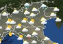 Meteo: le previsioni del tempo per domani, giovedì 22 agosto