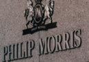 Philip Morris ha detto che sta trattando una possibile fusione con Altria, da cui si divise nel 2008