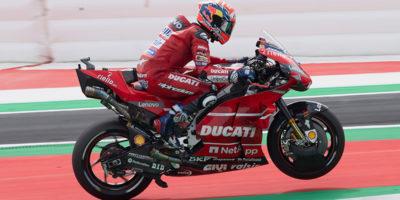 Andrea Dovizioso ha vinto il Gran Premio d'Austria di MotoGP