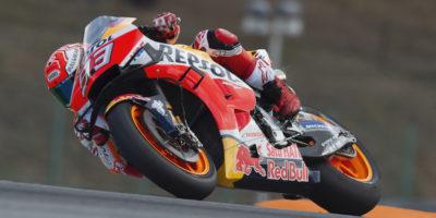 Marc Marquez ha vinto il Gran Premio della Repubblica Ceca di MotoGP
