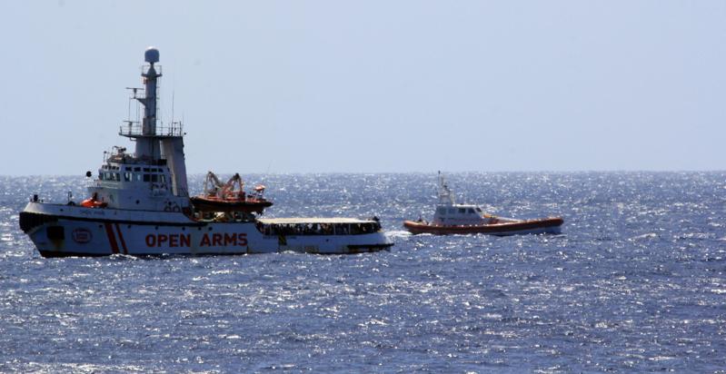 Ocean Viking, appello Msf: