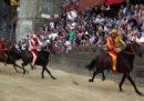 Il Palio di Siena in diretta TV e in streaming