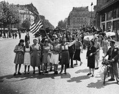 La liberazione di Parigi