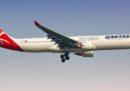 La compagnia aerea Qantas sperimenterà voli diretti da 20 ore